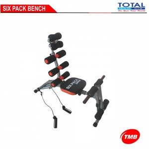 SIXPACK BENCH