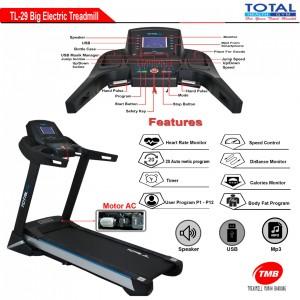 Treadmill Elektrik TL-29 AC