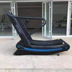 Treadmill Manual Curve Komersial