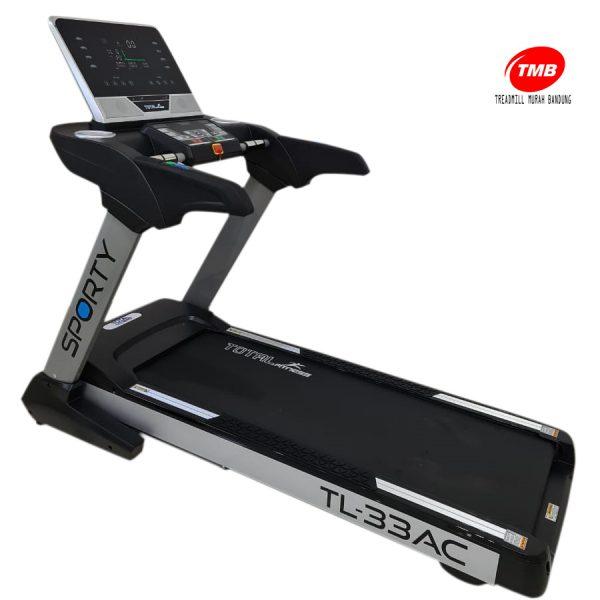 treadmill elektrik AC
