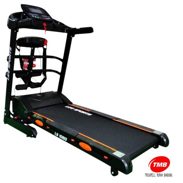 treadmill elektrik life sport