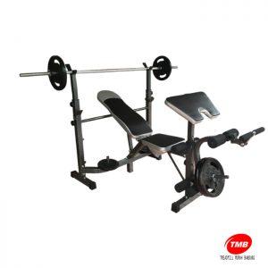 Alat Fitness Bench Press Angkat Beban