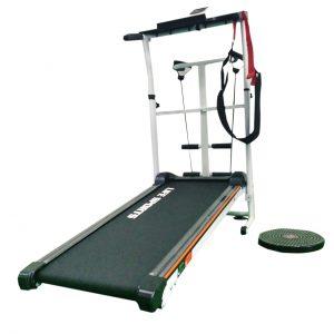 Treadmill Manual 4 Fungsi