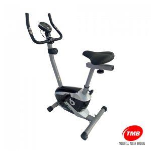 Sepeda Statis Belt Fitness Hitam TL-8530