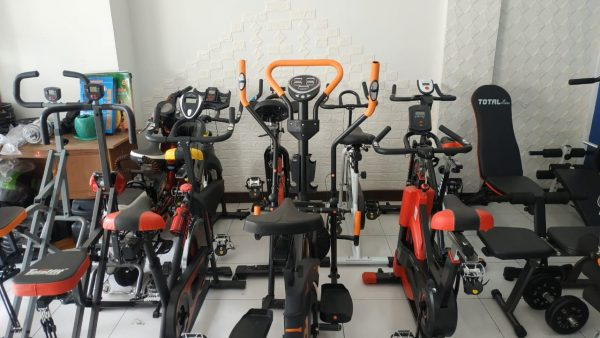 sepeda statis rumahan