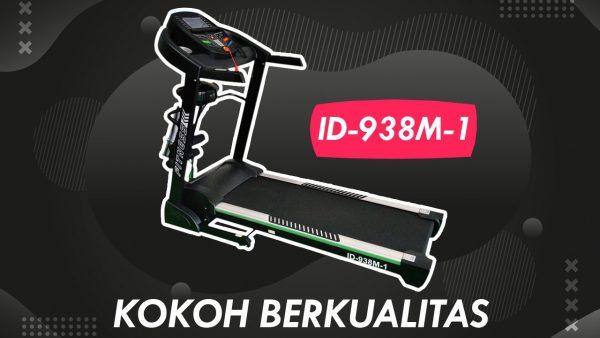 treadmill elektrik idachi