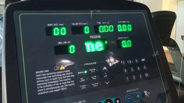 panel treadmill
