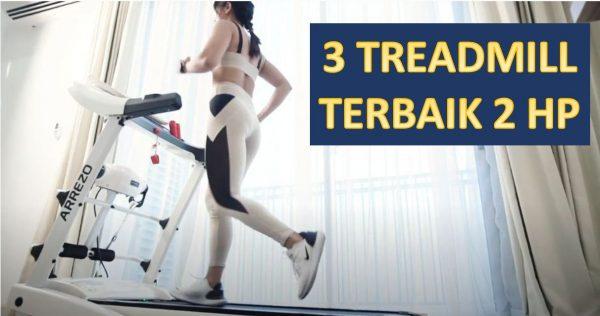 treadmill elektrik paling murah