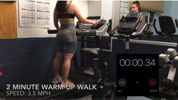waktu penggunaan treadmill
