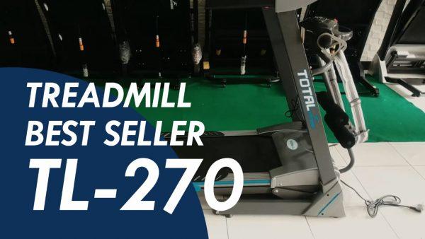 treadmill terbaik tl 270